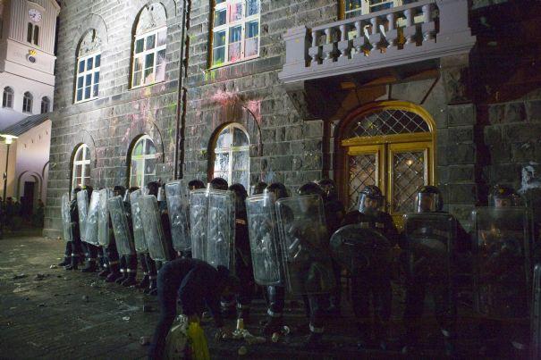 émeute toulouse 1998