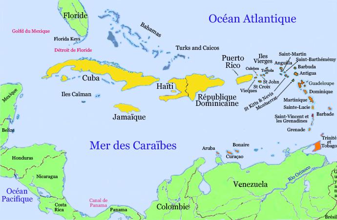 histoire précolombienne